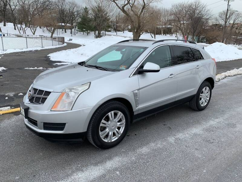 2011 Cadillac SRX for sale at Crazy Cars Auto Sale in Jersey City NJ