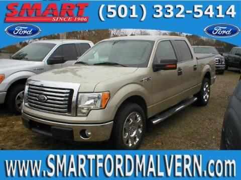 2010 Ford F-150 for sale at Smart Auto Sales of Benton in Benton AR