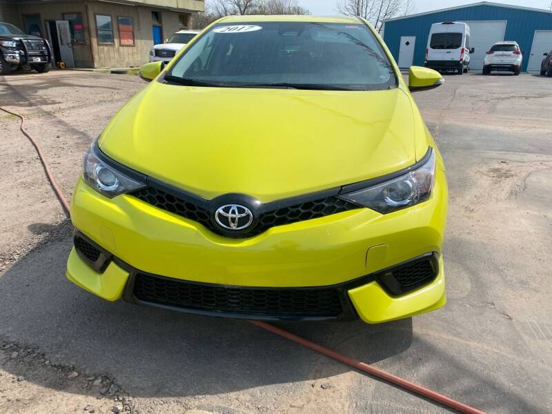 2017 Toyota Corolla iM for sale at BEST AUTO SALES in Russellville AR
