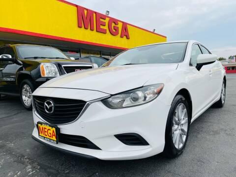 2015 Mazda MAZDA6 for sale at Mega Auto Sales in Wenatchee WA