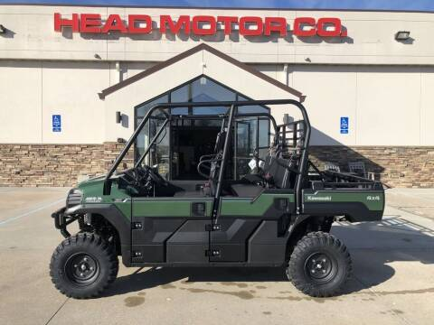 2021 Kawasaki Mule for sale at Head Motor Company - Head Indian Motorcycle in Columbia MO