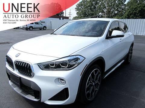 2018 BMW X2 for sale at Uneek Auto Group LLC in Burton MI