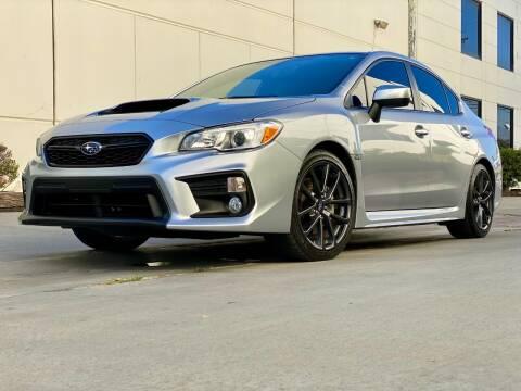 2019 Subaru WRX for sale at New City Auto - Retail Inventory in South El Monte CA