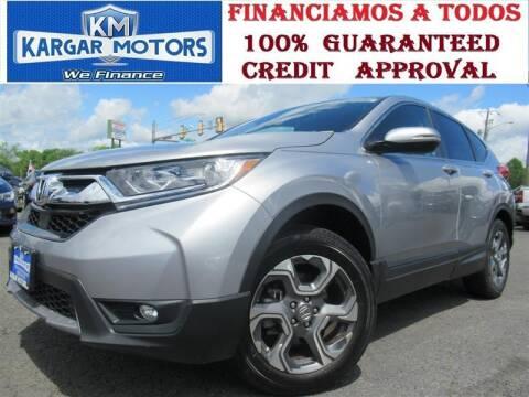 2019 Honda CR-V for sale at Kargar Motors of Manassas in Manassas VA