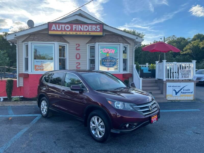 2014 Honda CR-V for sale at Auto Finders Unlimited LLC in Vineland NJ