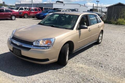 2004 Chevrolet Malibu Maxx for sale at WEINLE MOTORSPORTS in Cleves OH