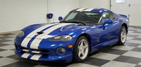 1997 Dodge Viper for sale at 920 Automotive in Watertown WI