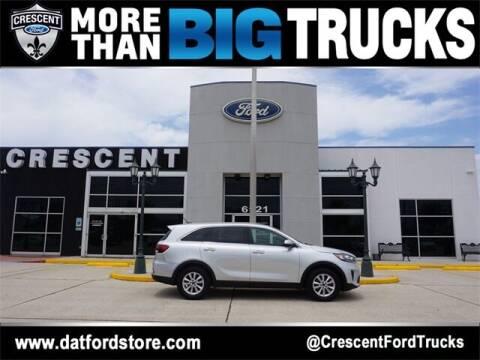 2020 Kia Sorento for sale at Crescent Ford in Harahan LA