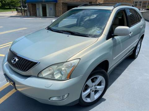 2007 Lexus RX 350 for sale at Supreme Auto Gallery LLC in Kansas City MO