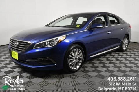2015 Hyundai Sonata for sale at Danhof Motors in Manhattan MT