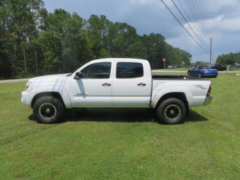 2011 Toyota Tacoma for sale at Ward's Motorsports in Pensacola FL