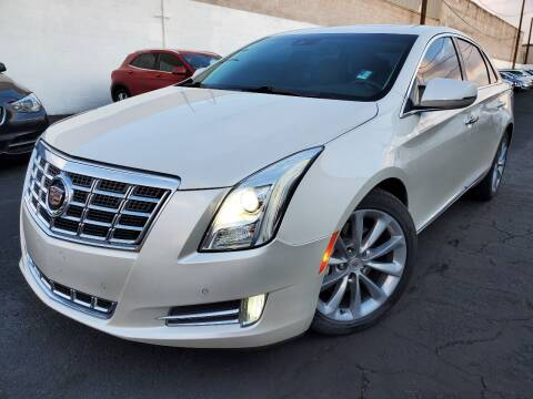 2013 Cadillac XTS for sale at Auto Center Of Las Vegas in Las Vegas NV