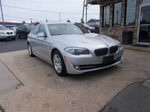 2013 BMW 5 Series for sale at Preferred Motor Cars of New Jersey in Keyport NJ
