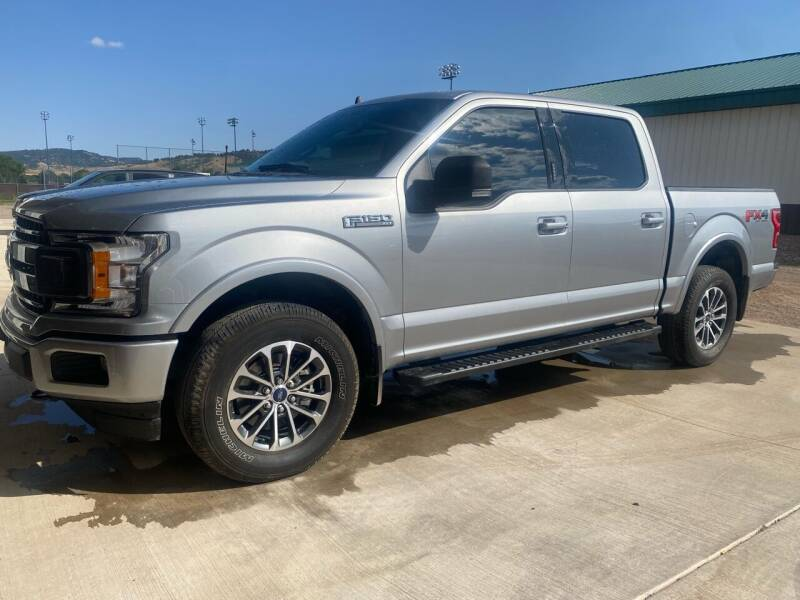 2020 Ford F-150 for sale at FAST LANE AUTOS in Spearfish SD