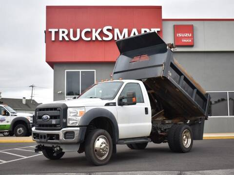 2011 Ford F-550 Super Duty for sale at Trucksmart Isuzu in Morrisville PA
