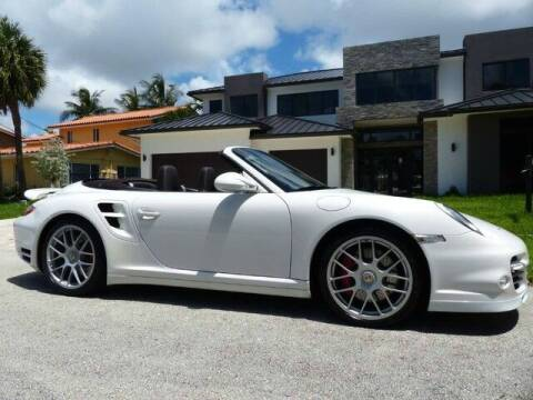 2012 Porsche 911 for sale at Lifetime Automotive Group in Pompano Beach FL
