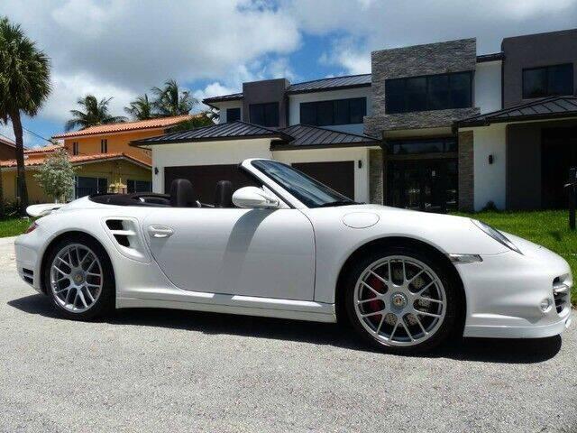 2012 Porsche 911 for sale at Lifetime Automotive Group in Pompano Beach FL
