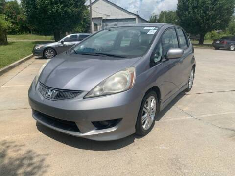 2009 Honda Fit for sale at Diana Rico LLC in Dalton GA