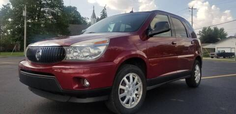 2007 Buick Rendezvous for sale at Sinclair Auto Inc. in Pendleton IN