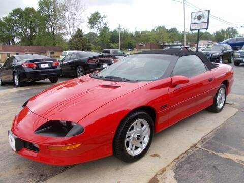 1995 Chevrolet Camaro for sale at High Country Motors in Mountain Home AR