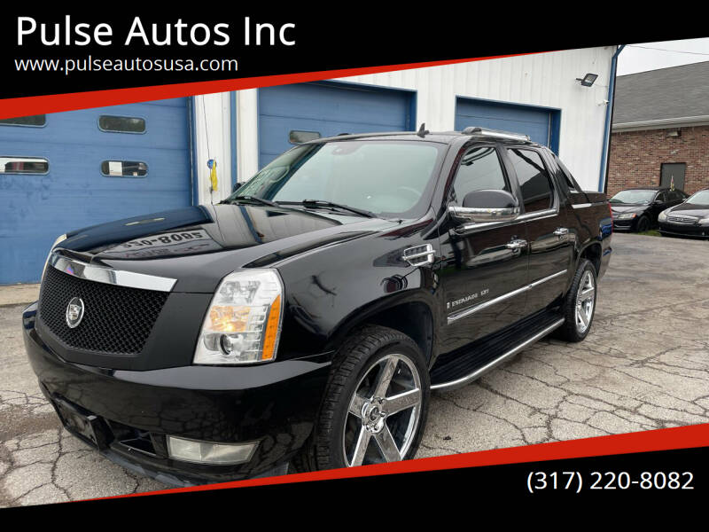 2007 Cadillac Escalade EXT for sale at Pulse Autos Inc in Indianapolis IN
