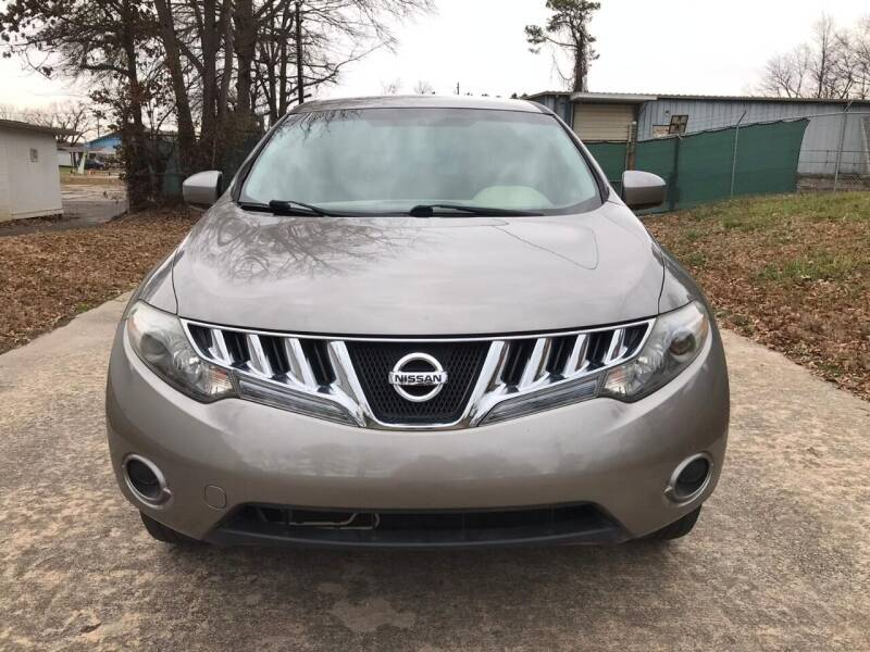 2009 Nissan Murano for sale at Affordable Dream Cars in Lake City GA