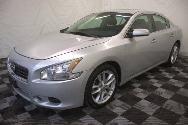 2014 Nissan Maxima for sale at AH Ride & Pride Auto Group in Akron OH