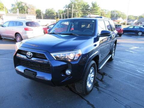 2019 Toyota 4Runner for sale at Lake County Auto Sales in Painesville OH