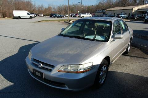 1998 Honda Accord for sale at Modern Motors - Thomasville INC in Thomasville NC