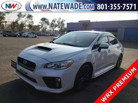 2015 Subaru WRX for sale at NATE WADE SUBARU in Salt Lake City UT