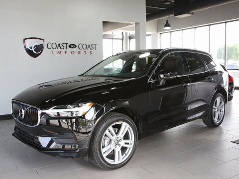 2018 Volvo XC60 for sale at Coast to Coast Imports in Fishers IN