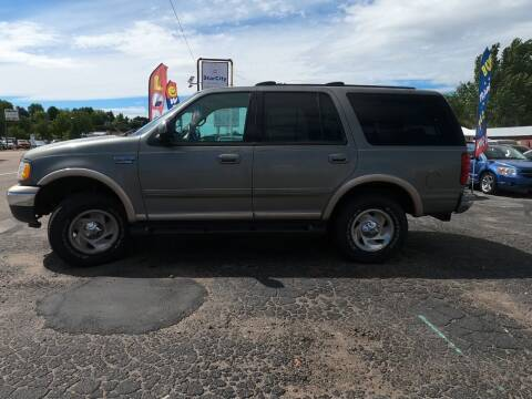 1999 Ford Expedition for sale at StarCity Motors LLC in Garden City ID