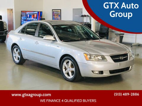 2007 Hyundai Sonata for sale at GTX Auto Group in West Chester OH