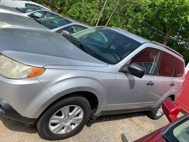 2010 Subaru Forester for sale at Snap Auto in Morganton NC