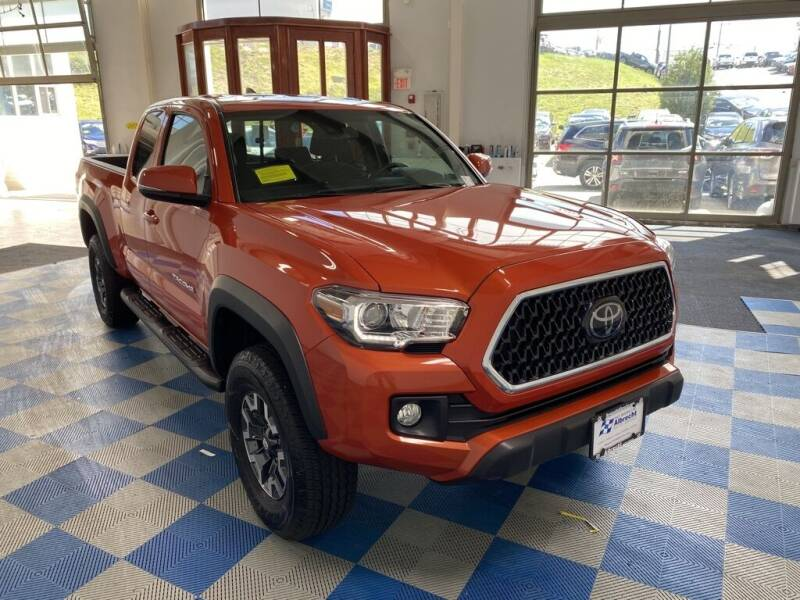 2018 Toyota Tacoma for sale in Woburn, MA