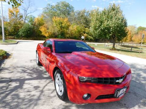 2012 Chevrolet Camaro for sale at Lot 31 Auto Sales in Kenosha WI