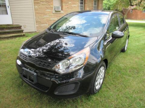 2013 Kia Rio 5-Door for sale at Lake County Auto Sales in Painesville OH