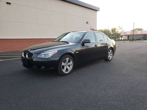 2006 BMW 5 Series for sale at Innovative Auto Group in Little Ferry NJ