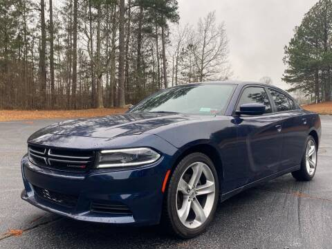 2015 Dodge Charger for sale at Top Notch Luxury Motors in Decatur GA