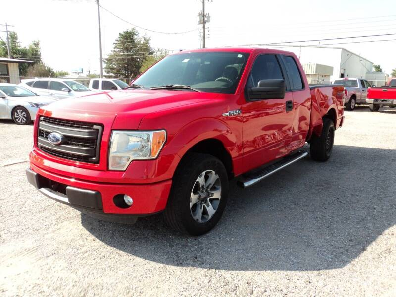 2014 Ford F-150 for sale at Grays Used Cars in Oklahoma City OK