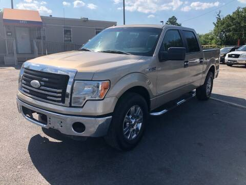2011 Ford F-150 for sale at Saipan Auto Sales in Houston TX