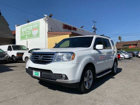 2015 Honda Pilot for sale at Auto Ave in Los Angeles CA