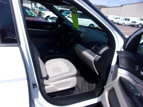 2018 Ford Explorer for sale at Welkes Auto Sales & Service in Eau Claire WI