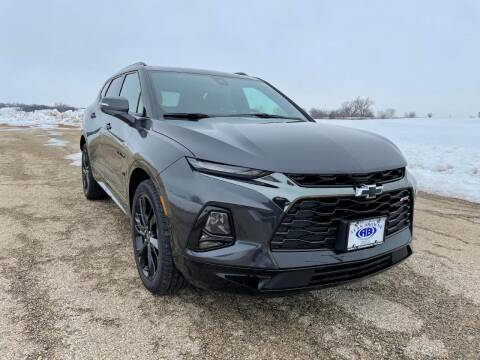 2021 Chevrolet Blazer for sale at Alan Browne Chevy in Genoa IL