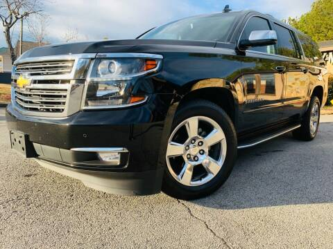 2017 Chevrolet Suburban for sale at Classic Luxury Motors in Buford GA