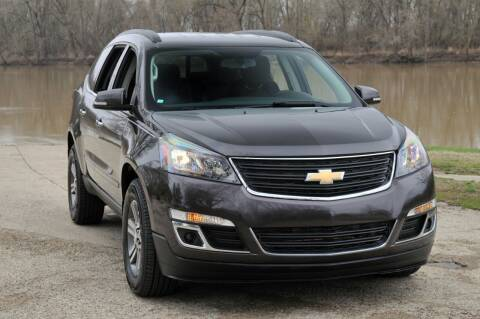 2017 Chevrolet Traverse for sale at Auto House Superstore in Terre Haute IN