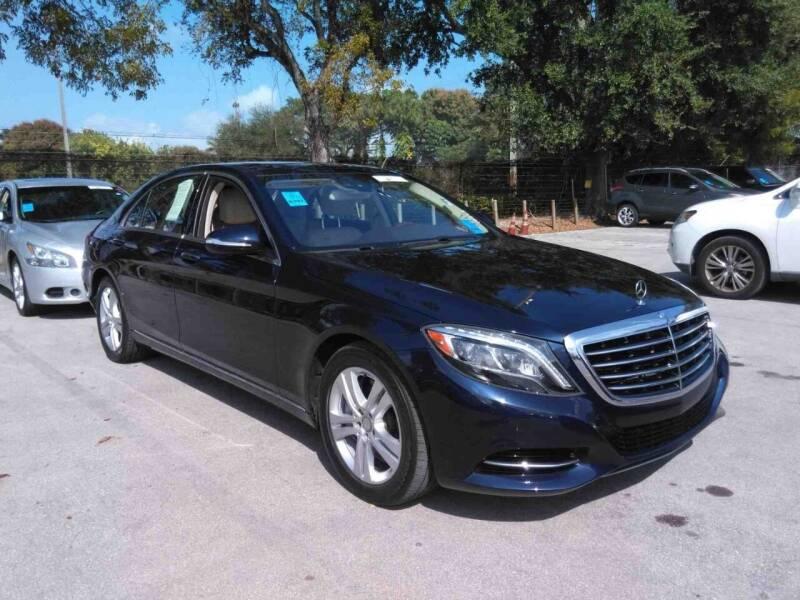 2017 Mercedes-Benz S-Class for sale at Empire Car Sales in Miami FL