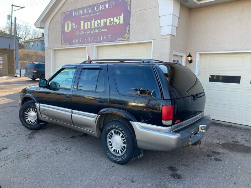 1998 GMC Jimmy for sale at Imperial Group in Sioux Falls SD