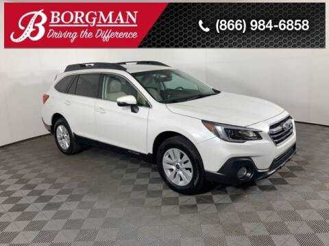 2018 Subaru Outback for sale at BORGMAN OF HOLLAND LLC in Holland MI