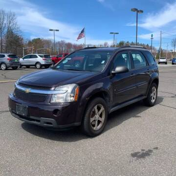 2007 Chevrolet Equinox for sale at GLOBAL MOTOR GROUP in Newark NJ